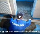 Монтаж стяжки пола керамзит с пескобетоном